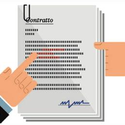clausola contratto